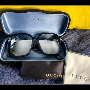 ✅Authentic✅ Neverworn Oversized Gucci Sunglasses